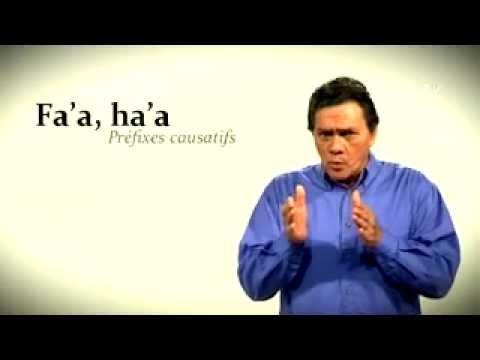 Haapiiraa Reo Tahiti: ha