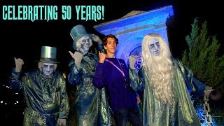 50 Years of The Haunted Mansion