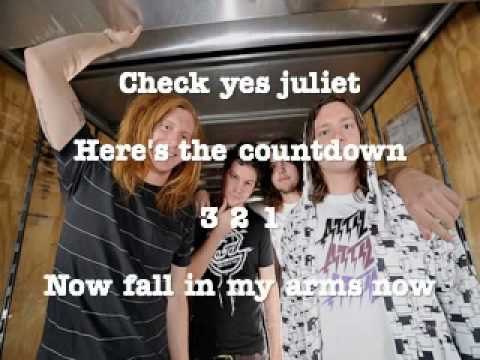 Check Yes Juliet Karaoke