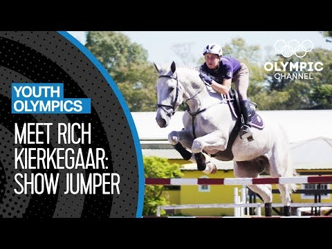 Download Youtube: Meet show jumper, Richard Kierkegaard | Youth Olympic Games