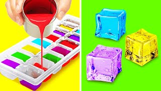 EASY ART HACKS ANYONE CAN MAKE || 5-Minute Projects For Decor