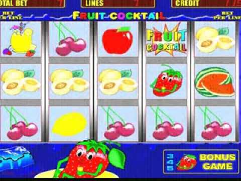 Fruit Cocktail Game