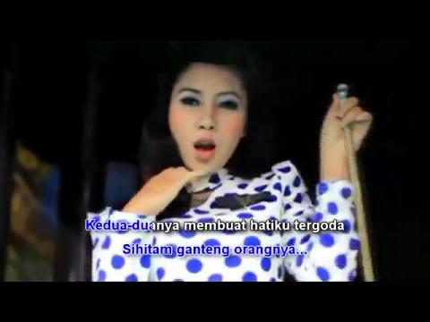 Shella Naga - siHitam Dan si Putih (teks karaoke)