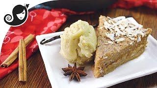 Swede/rutabaga/neep Pie   Crustless + No-bake + Gluten-free + Sweetened Naturally