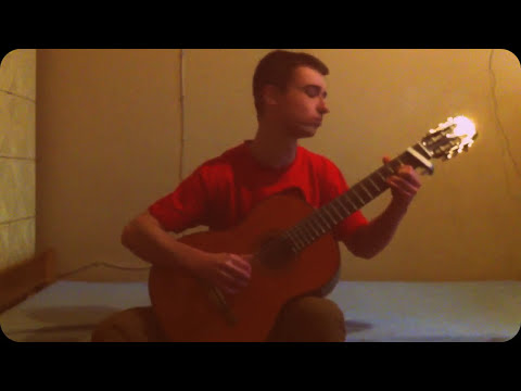 Russia/USSR Anthem - guitar cover