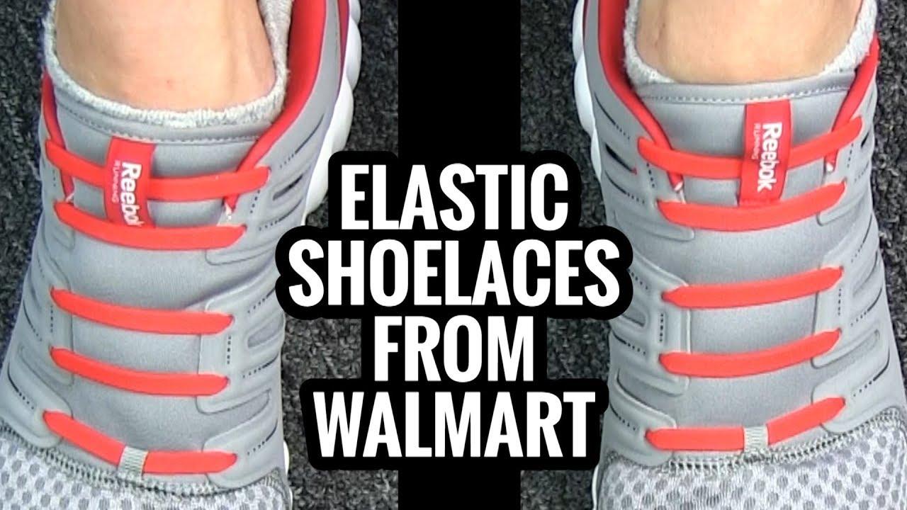 No Tie Shoelaces Walmart - YouTube