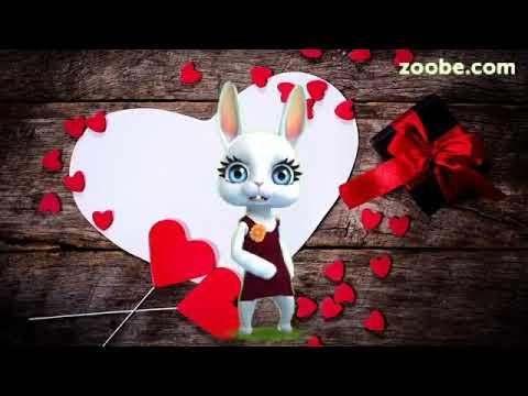 Zoobe Зайка Ты   главная любовь в моей жизни
