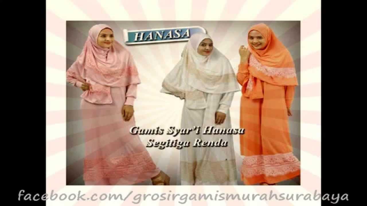 Model Baju Muslim Terbaru 2015 Youtube