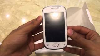 Samsung Rex 90 S5292 Unboxing