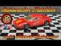 #RestauracionMatchbox Restauracion Matchbox: 1986 Ferrari Testarossa
