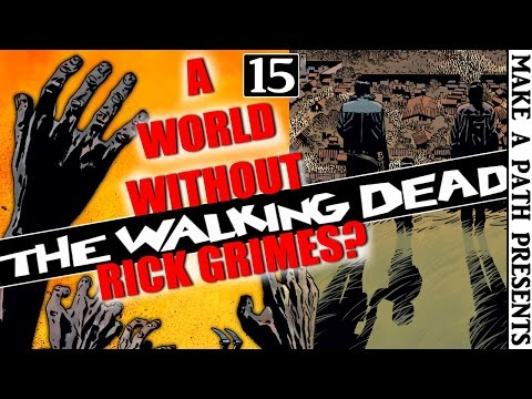 WILL RICK GRIMES DIE SOON? & More | The Walking Dead Comic Q&A 15