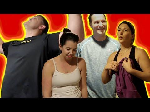 Bratayley's Biggest Loser | Week 7 | Workout | Dadtayley
