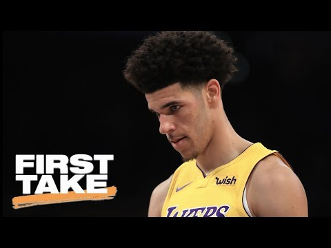 Download Youtube: Stephen A. Smith says Lonzo Ball is not worth the hype | First Take | ESPN