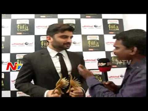Anup Bhandari Gets Two IIFA Awards | IIFA Awards 2016 - Hyderabad - NTV Exclusive