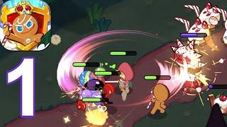 Cookie Run: Kingdom - Gameplay Walkthrough Part 1 (Android,iOS)