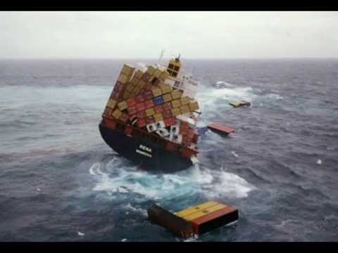 Cargo Ship Accidents – Accidents With Cargo Ships, Ship ...
