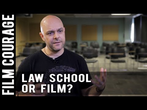 Law School or Film Career? by Houston Howard