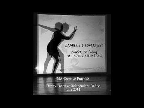Camille Desmarest   MACP Laban & Independant Dance