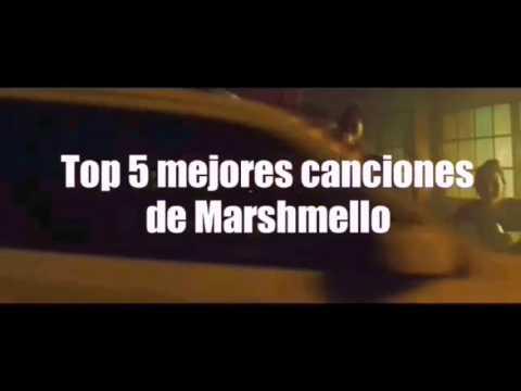 Top 5 mejores canciones de Marshmello (descarga)