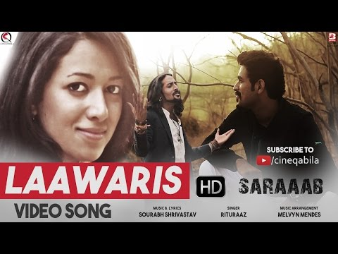 Laawaris | Official Video Song | Film Ek Aur Saraaab | Feat Rituraj Mohanty