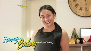 Tunay na Buhay: Lovely Abella, isa na ring certified fitness instructor!