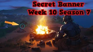 Secret Banner Week 10 Season 7-Fortnite (hidden banner Season 7 Week 10)