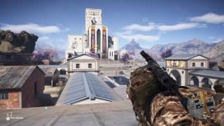 Arma 3 - War In Takistan  (4K)