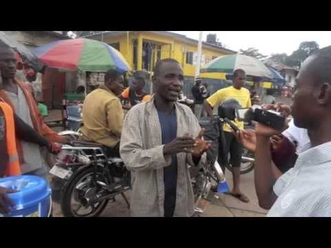 Community Radio and Ebola in Liberia