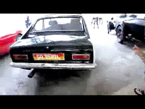 Vintage Cars In Singapore Youtube