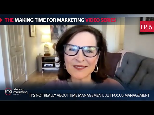 It's Not Really About Time Management, But Focus Management