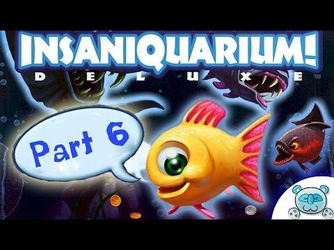 Insaniquarium Deluxe # 6 : เหมือนให้อาหารปลาสวายในวัด (Adventure Mode CLEAR!?)