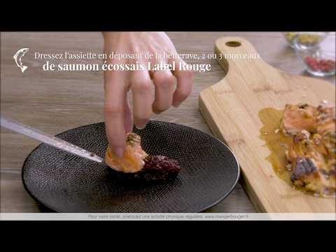 recette---saumon,-crème-de-panais-et-betterave