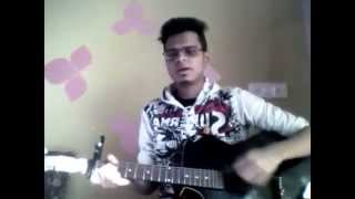 Tanha dil guitar cover  capo open chords