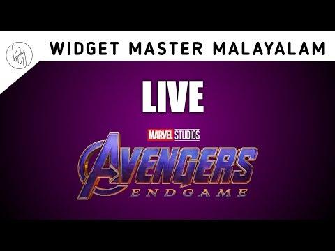 Avengers Endgame | Widget Master Live