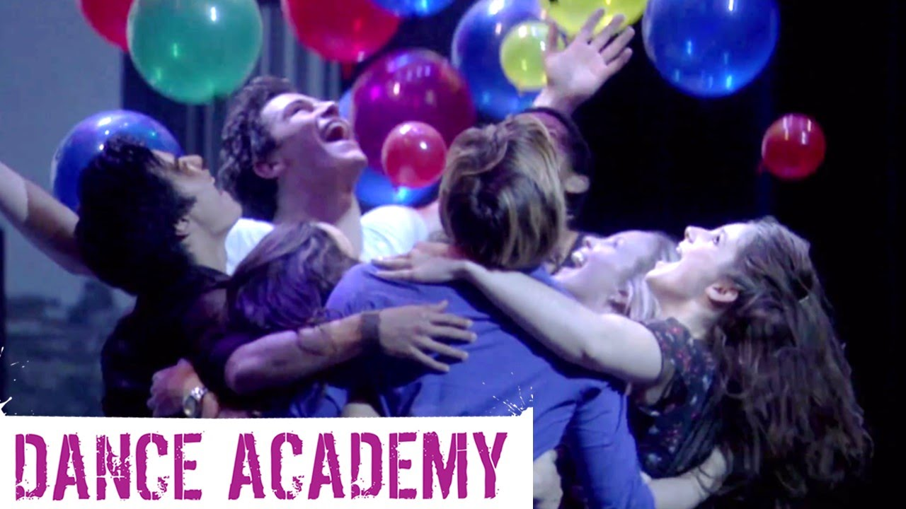 Dance Academy Season 2 Episode 26 - The Red Shoes