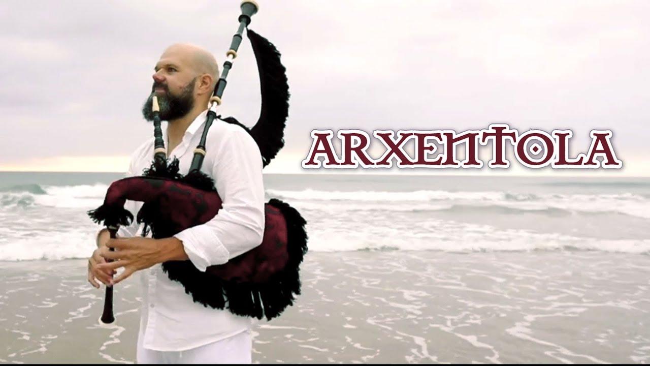 Bras Rodrigo Arxentola Videoclip Oficial Gaitero Música Celta World Music Youtube