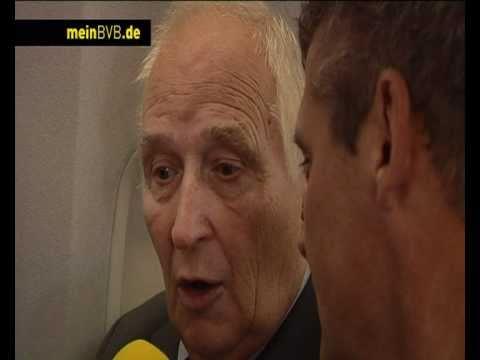 Lwiw - BVB: Nobby Dickel interviewt Aki Schmidt und Siggi Held