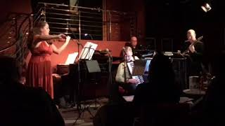 Astor lives on - Tango Nuevo in the Pheasantry