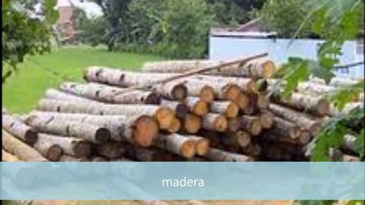 Clasificacion de materiales youtube for Que son las vetas de la madera