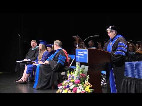 Penn College Commencement: May 13, 2017 (Morning)