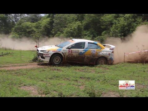 Thailand Rally Championship 2017 round1 Nakhon Sawan Province