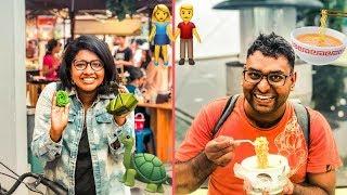 Phuket Night Market | Offbeat Thailand | Thai Food | Indian Travel Blogger | Second Breakfast