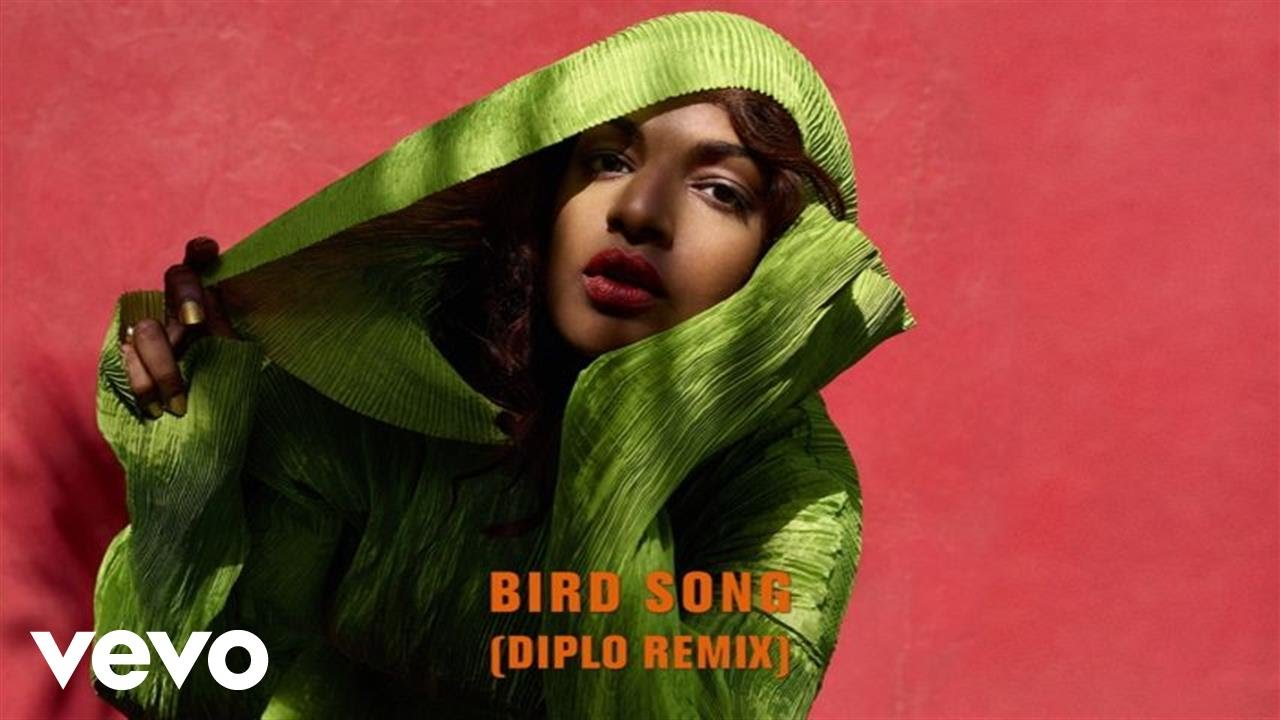 M.I.A. - Bird Song (Diplo Remix/Audio)