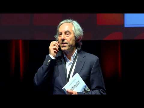 The birth of the individual - a dream for the world: Stefano D'Anna at TEDxReset 2014