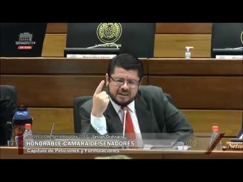 """El senador Gustavo """"Pipo"""" Alfonso llamó """"gata flor"""" a colega"""