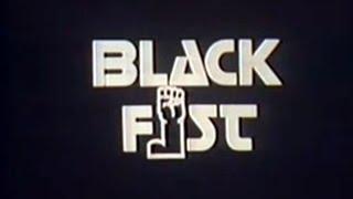 Black Fist (1974) - Blaxploitation Movie, Martial Arts