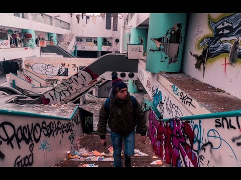 CENTRO COMMERCIALE E CINEMA ABBANDONATO - ESPLORAZIONE MAGIC MOVIE PARK  [URBEX ITALIA]