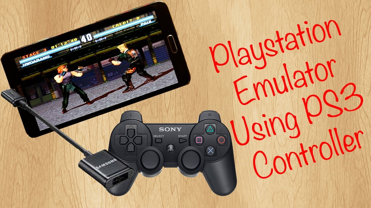 How To Use a PS4 Controller on an Android Device