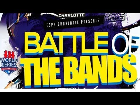 World Series of Marching Bands High School BOTB 2018