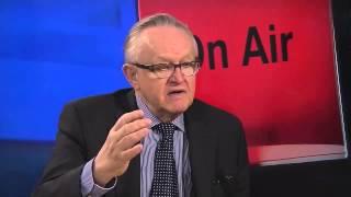 Interview With Martti Ahtisaari